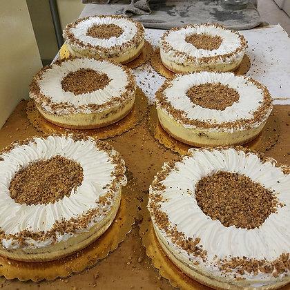 """Viennese Crunch Cheese Cake - Round 9"""""""