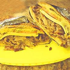 TORTA DE DOS CARNES (2 meats)