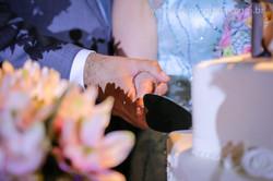 Momento do Bolo - Mini Wedding