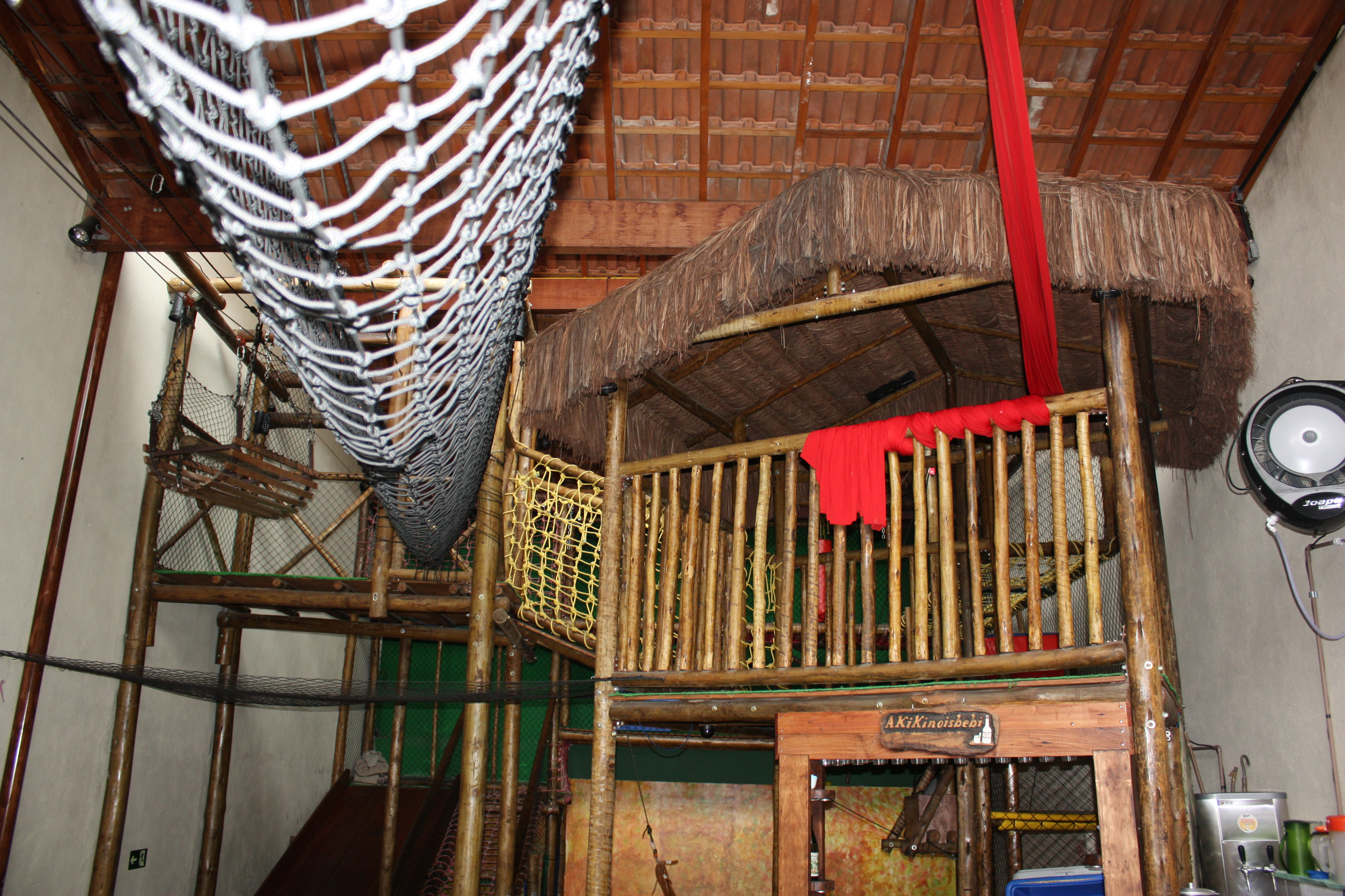 Casinha do Tarzan