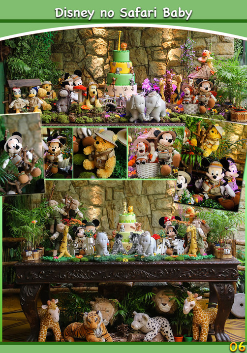 TEMA Disney Safari Baby