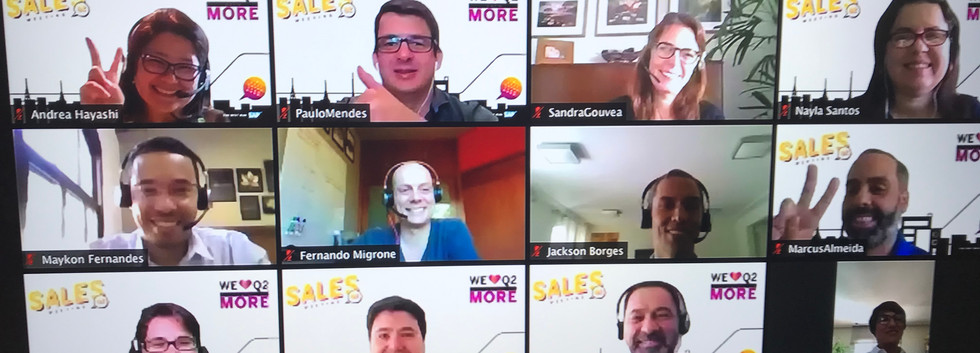 Evento_Sales_Meeting_Sap_Selfie