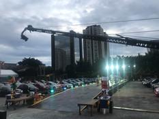 Espetáculo Natalino Itaú Personalité - Drive-In