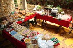 Café da Manhã no Safhari