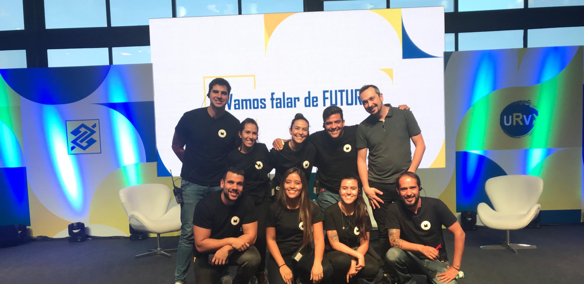 ENLID Banco do Brasil - Brasilia - Equipe