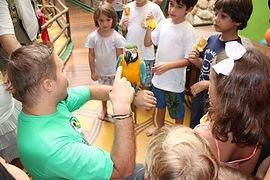 Buffet Infantil com Animais exoticos e mini fazendinha na Zona Sul de SP