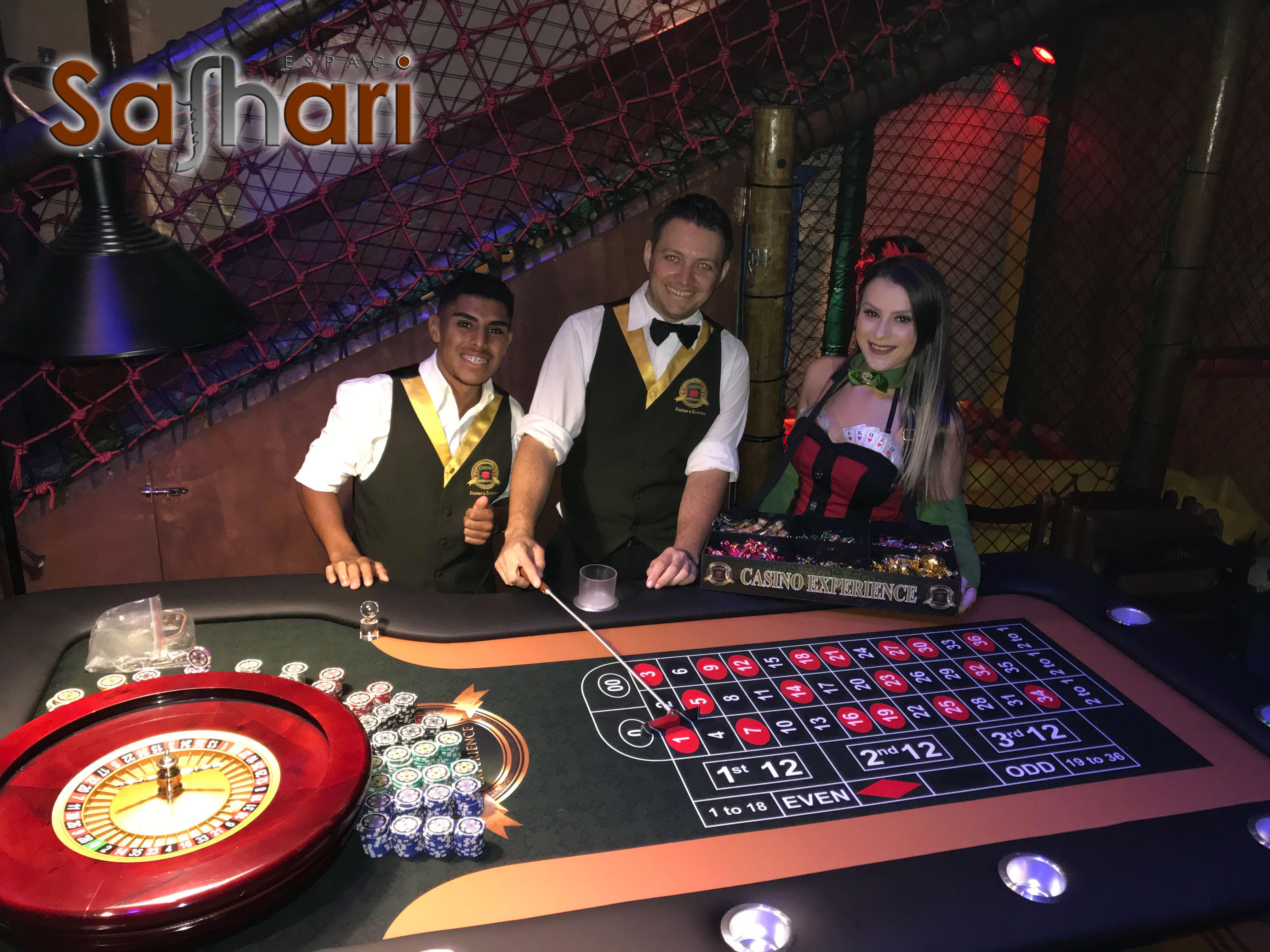 Casino no Safhari