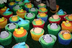 Cupcake Animais