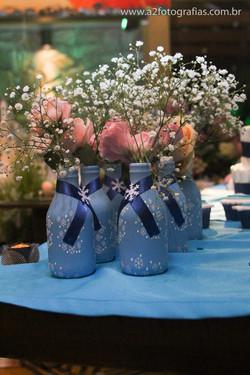 Flores Frozen