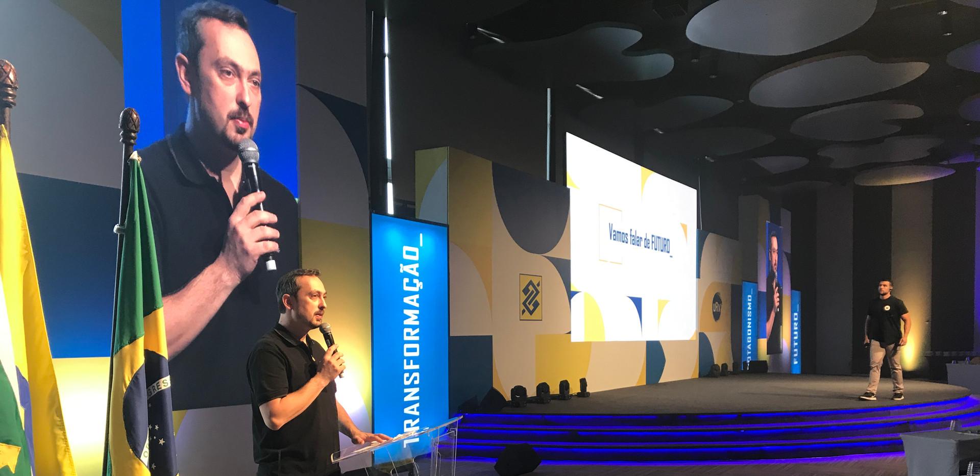 ENLID Banco do Brasil - Brasilia - Diretor Artístico Fernando Ordones