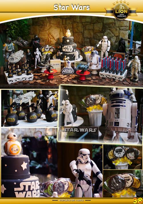 TEMA Star Wars Especial