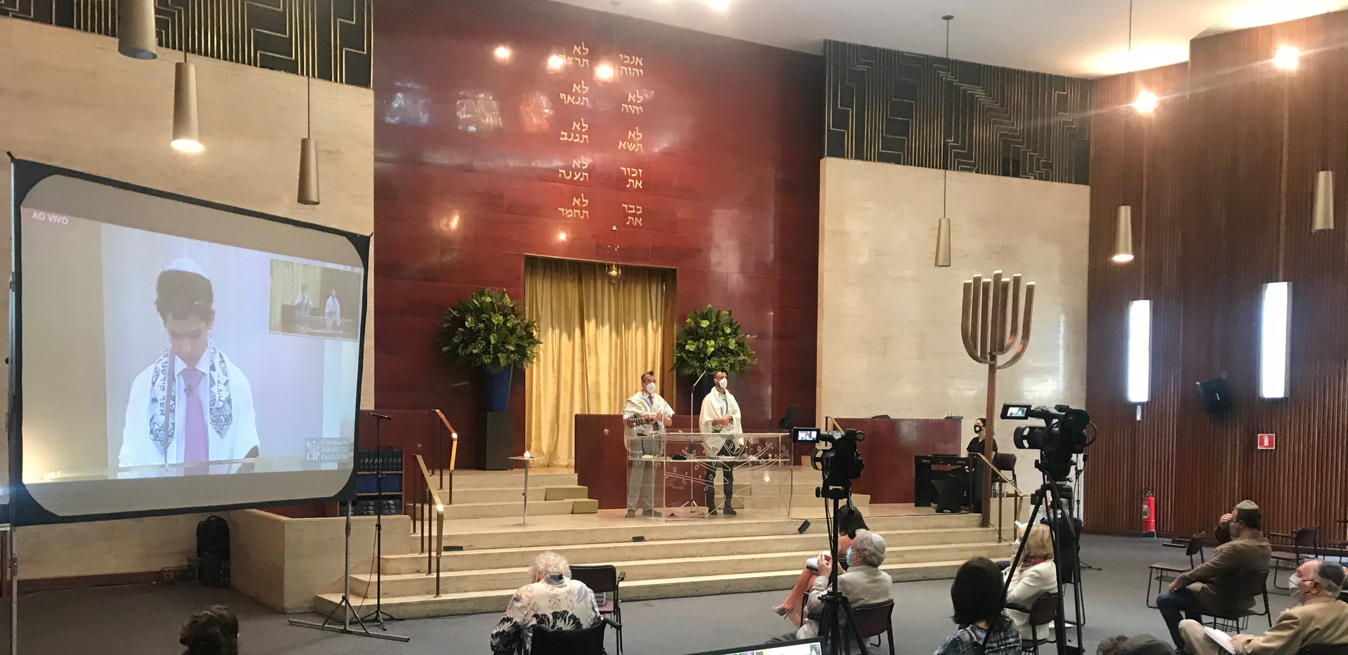 BarMitzvah_OnLine_Cinagoga_InternacionalBarMitzvah Híbrido | Brasil x Estados Unidos