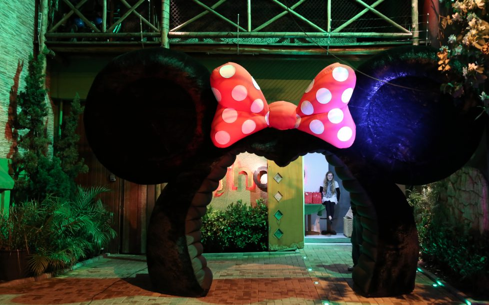 Arco Mickey ou Minnie