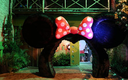 Arco Mickey ou Minnie