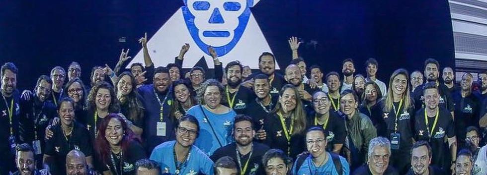 Selecao Caixa 2018 Staff