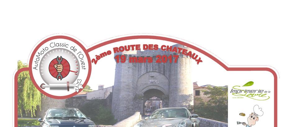 2ème Route des Châteaux