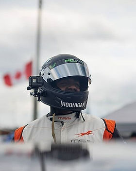 Brian Smith-Easthood Racing- CEO Driver