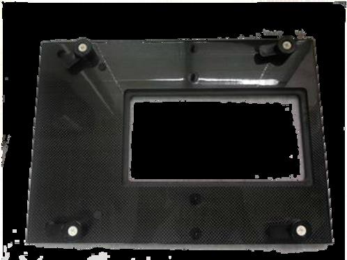 碳纖底板 / U型面膜底板 U-frame Baseplate