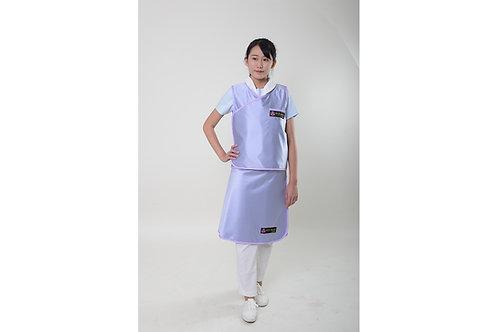 醫院用 / 兩件式(雙面)鉛衣  Vest and Skirt Apron(Double)