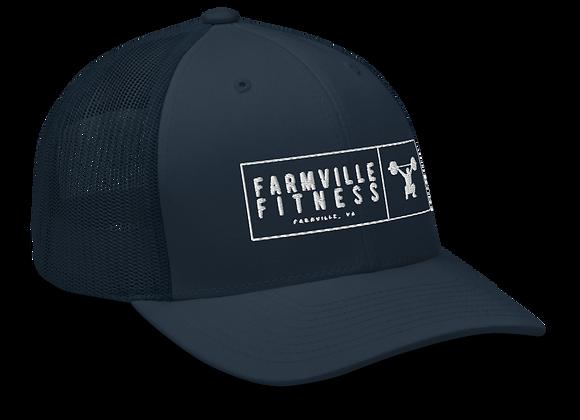 Snapback Mesh Farmville Fitness Hat