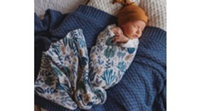 Arizona Organic Muslin Wrap - SNUGGLE HUNNY KIDS