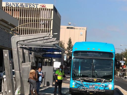 Fresno Bus Rapid Transit