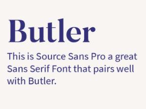 Brand personality + Perfect font match maker