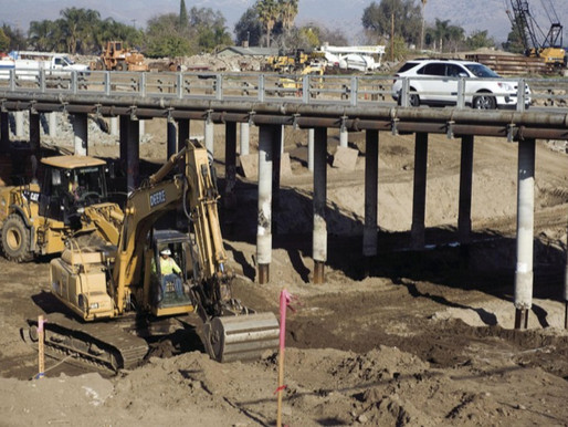 Jaye Street Bridge Widening & Street Improvement Project