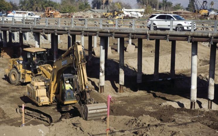 Jaye Street Bridge Widening & Street Improvement Project