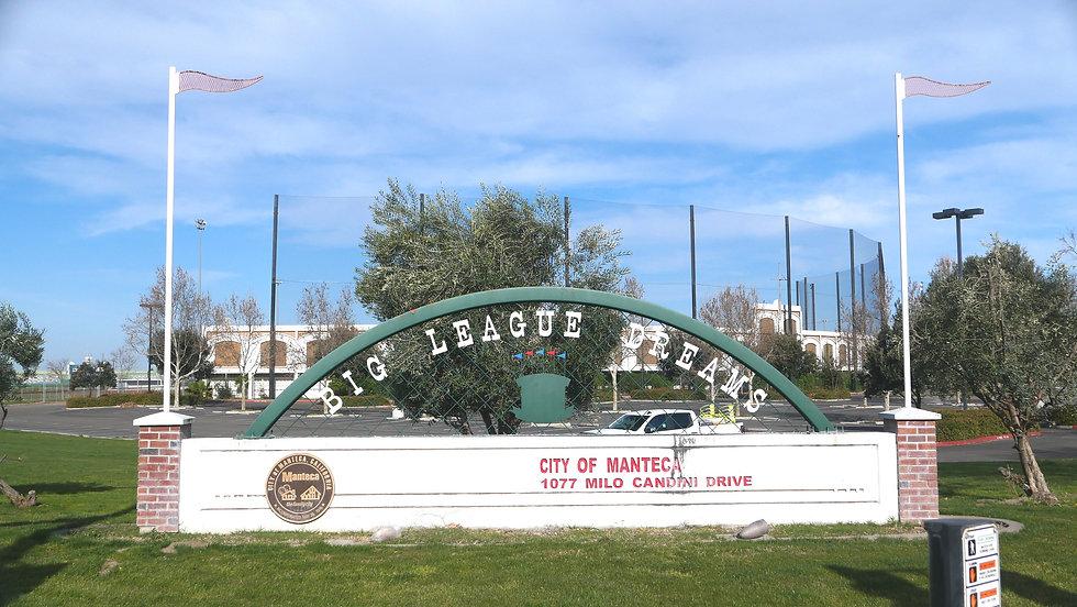 Manteca's Big League Dreams Sports Park
