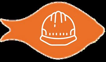 VSCE Orange Fish for Construction Management
