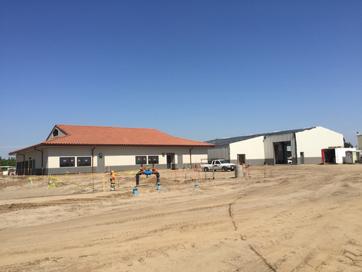 Tulare County Transit Operations and Maintenance Facility