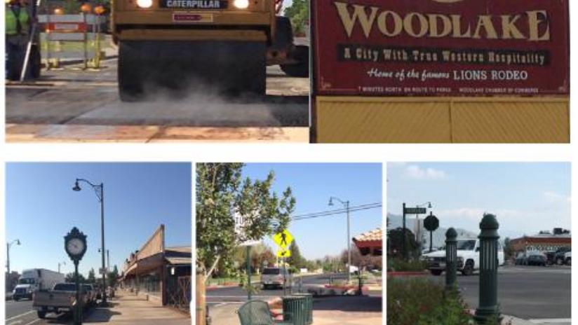 Woodlake Downtown Street Enhancement
