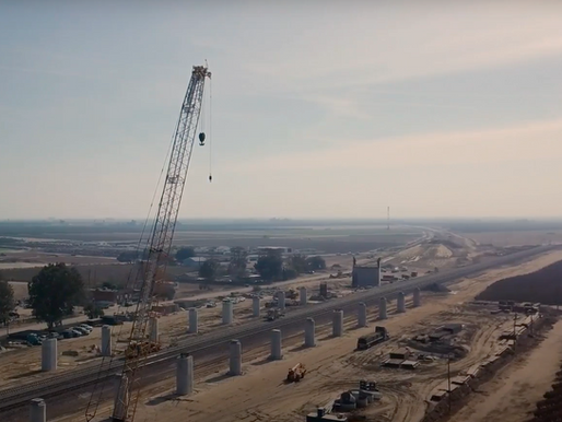 California High Speed Rail Construction Package 1 (CP 1)