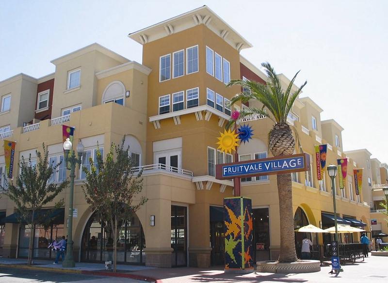 Oakland Fruitvale Transit Village
