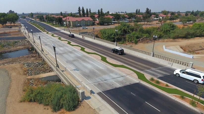 Plano Street Bridge Widening & Street Improvement Project