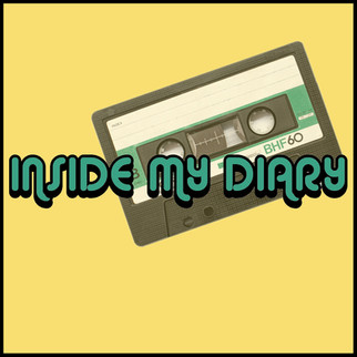 PLAYLIST: INSIDE MY DIARY