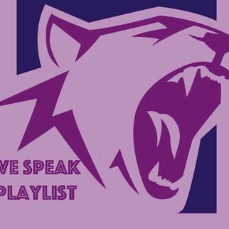 PLAYLIST: WE SPEAK