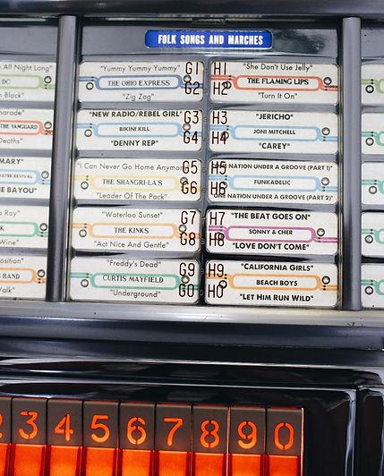 Dennys Jukebox