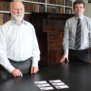 Tynan groats: Antique coins found in woods donated to Armagh Robinson Library