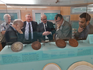 Numismatic Society of Ireland NB in Search of Medieval Dublin (Field Trip Report)