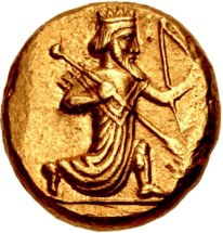 """""""A Short History of Achaemenid Coinage"""" Presented by Dr Ali Aravand, Member NSI-NB, on 06/"""