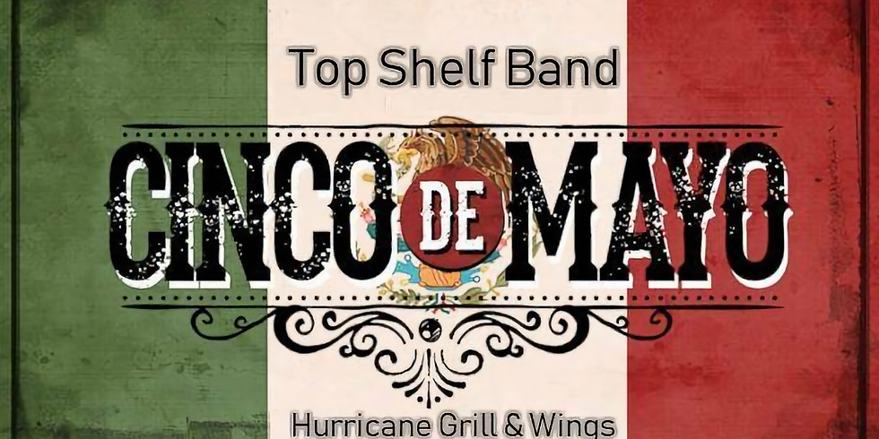 Cinco de Mayo at Hurricane Grill and Wings!
