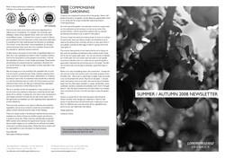 cso newsletter summer 08