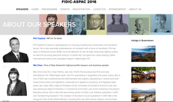conference-speaker page