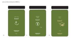 Spice Jars - Commonsense Organics