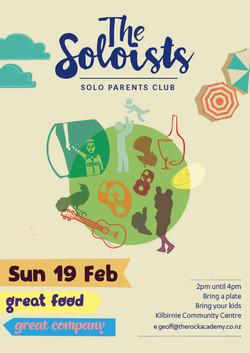 Soloists event 19Feb