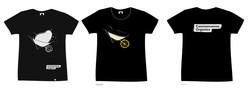 T-shirt design - Commonsense Organic