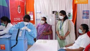 Spendenaktion: Hilfe für COVID-19 Betroffene in Indien