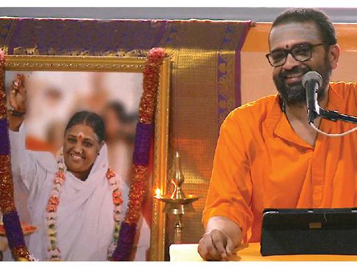 Bhagavad Gita & Yoga Retreat  Die Versprechen / 11-16 Mai mit Br. Atmaprakash, Narendra & Vinod